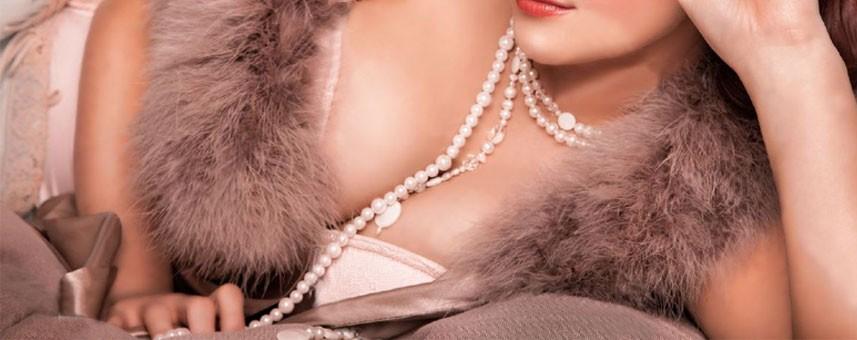 Entdecken Sie unseren wunderschönen Modeschmuck für Damen !